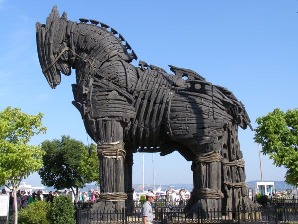 What the heck is a Trojan Horse? Greek Myth? Computer ...