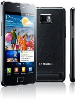 Here is One more Galaxy S2 Feature, The Samsung Galaxy S2's Back Cover is a 'Gymnast'