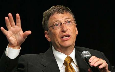 Now Microsoft's Founder Bill Gates has a personal wealth more than the US Govt.