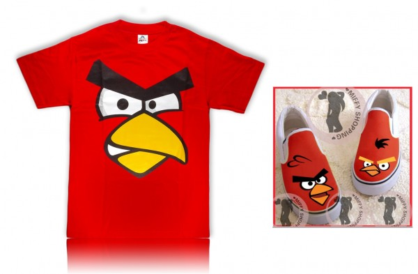 Angry Birds' lover's destination