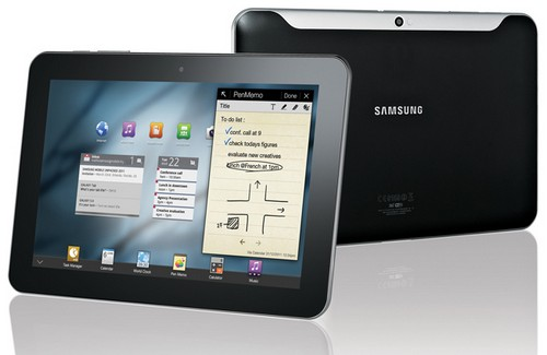 Samsung launches Galaxy Tab 10.1 and 8.9 as Galaxy Tab 750 and 730 in India, priced at Rs.36200 and Rs.33900 respectively