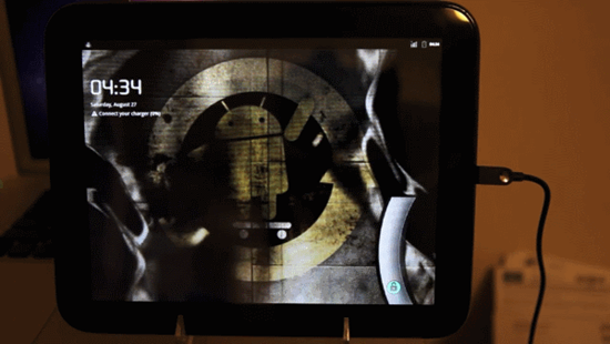 First signs of Android on HP TouchPad surfaces, CyanogenMod 7 spotted