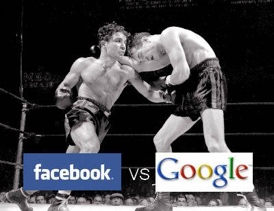 Dear Google, This will send shivers down you Spine. Regards, Facebook