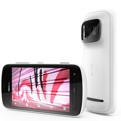 Nokia 808 Pureview: A 41 megapixel Camera Phone, 4 inch screen, Belle OS