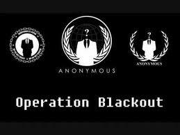 Operation Blackout: Anonymous taking the whole Internet down tomorrow, 31th March 2012