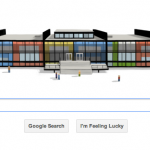 Ludwig Mies van der Rohe google doodle 2012 27th march