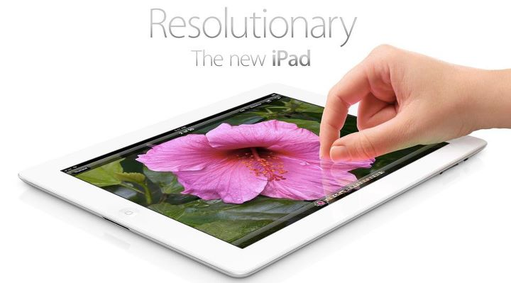 The 'New' iPad 3: Prices, Specification and Release date