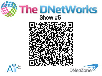 The DNetWorks Show #5: foursquare Day '12, Homeless people hotspots, Twitter followers, Siri threat to Google