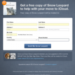 Apple Offering A Free DVD of Snow Leopard