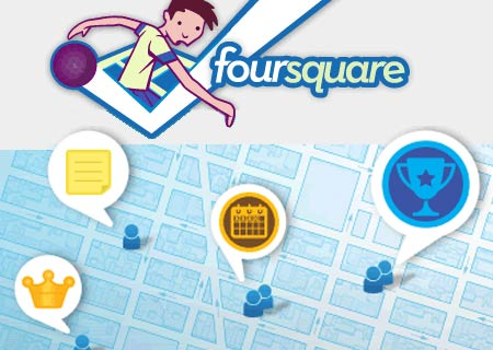 Foursquare plans to launch Paid Search Ad in June 2012