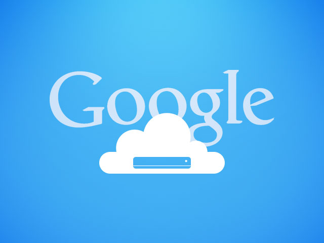 Google developer accidentally flashes the Google Drive on phone