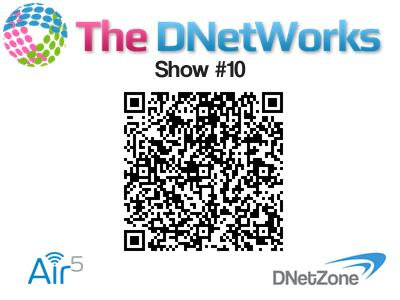 The DNetWorks Show #10: Pillow Talk, CallTrack & Fast Facebook Android App, AWS Marketplace