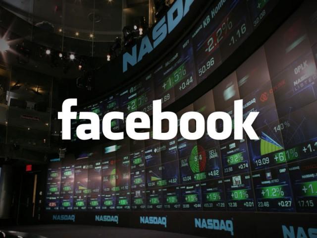 "Hack behind, ""Mark Zuckerburg listed a Company on NASDAQ"""