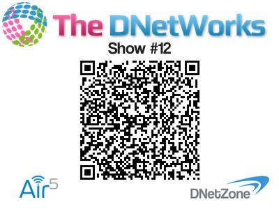 The DNetWorks Show #12 Instant foursquare verification, Vertu 200 Million Euro Selloff, Instagram Quick Upload Secret
