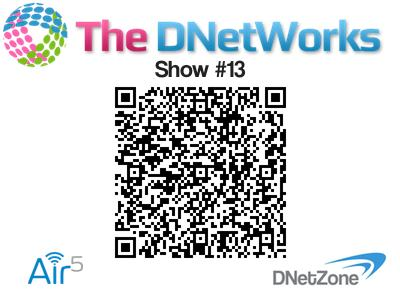 The DNetWorks Show #13: Hulk Twitter Hacked, Sega Urine Games, Facebook Contact directory, Anonymous ET data