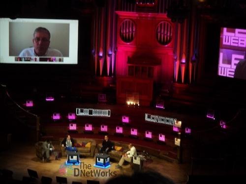 BREAKING: Google+ Flipboard partnership announced at LeWeb London 2012