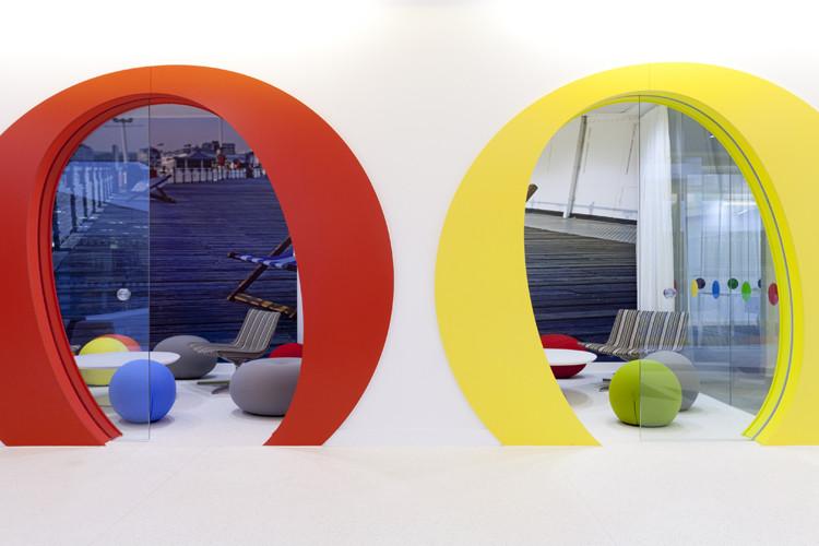 Head Office Google