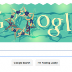 synchoronized-synchoronised-swimming-doodle-google-2012-london-loympics