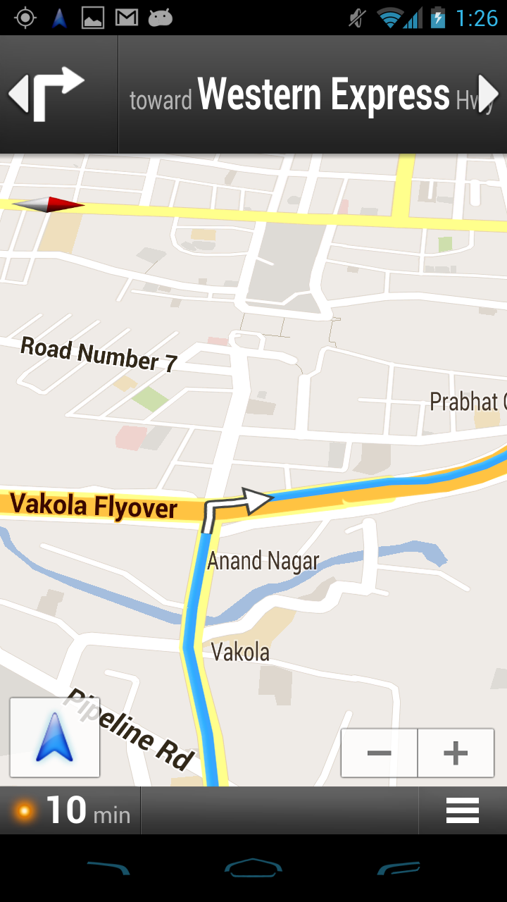 Navigation Maps India Google Maps Navigation And