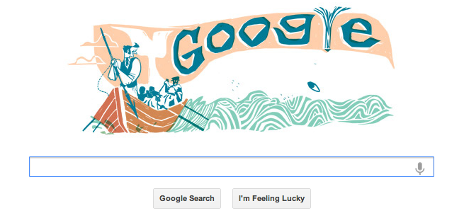 herman-melville-google-doodle-moby-dick-161th-birthday-18th-october-2012