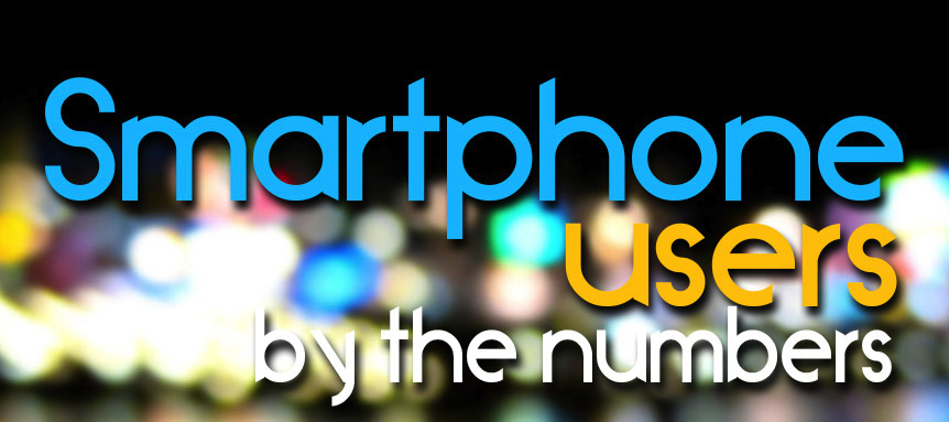 Smartphone Users by Numbers – Infographics