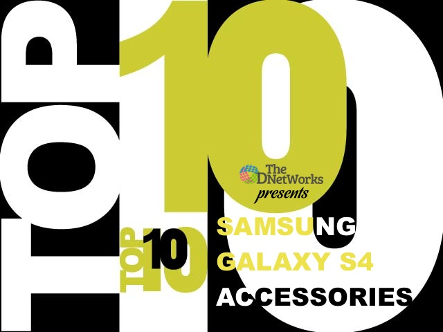 Top 10 Accessories for Samsung Galaxy S4