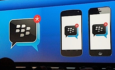 BlackBerry Messenger for Android and iOS
