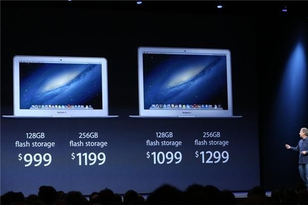 Apple Takes Pride In Showing New Macbook Air Features