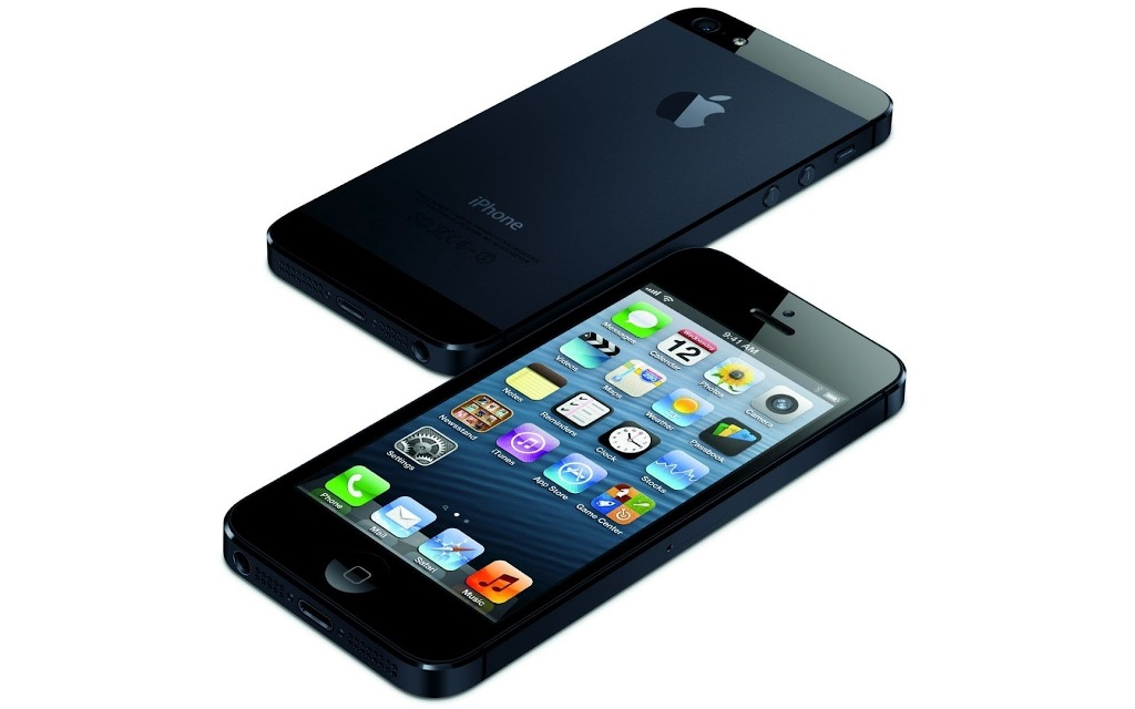 Apple-iPhone-5-Front-Rear
