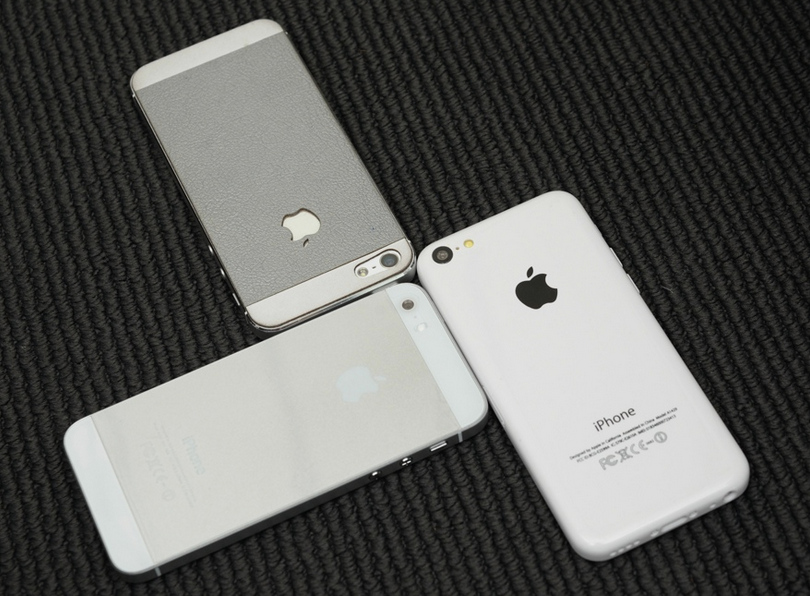 iPhone 5S cost just $199 and iPhone 5C $173 for Apple