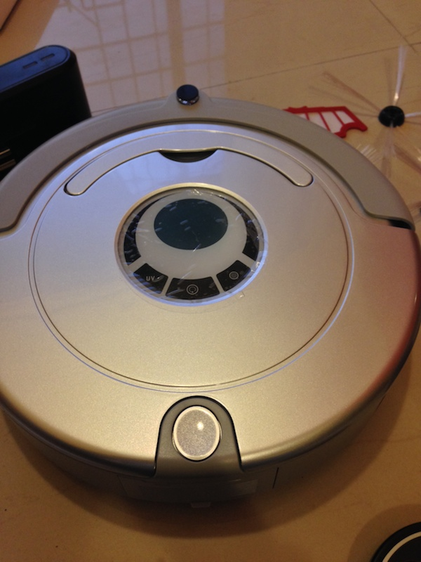 Review: Robot Vacuum Cleaner (XR Advanced) from Paramount Zone