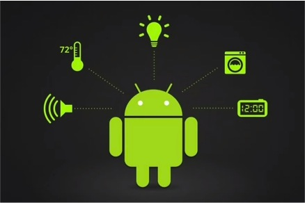 How can Android aid you in exploring the power of search?