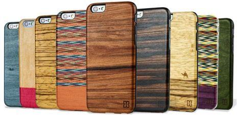 Man&Wood iPhone 6 Wooden Case