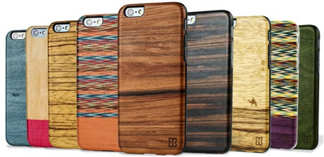 Review: Man&Wood iPhone 6 Wooden Case