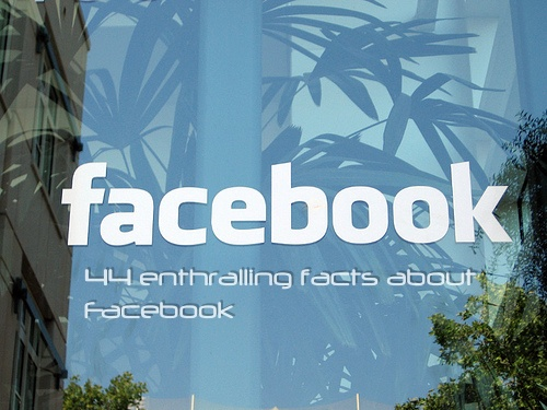 44 enthralling facts about Facebook