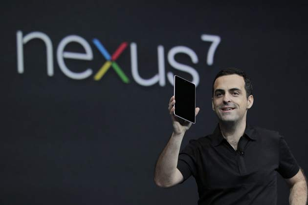 Google introduces Nexus 7 Tablet, Android 4.1 Jelly Bean and Nexus Q at I/O 2012